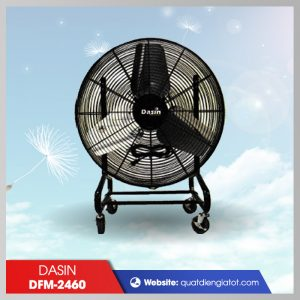 Quạt sàn công nghiệp di động Dasin DFM-2460