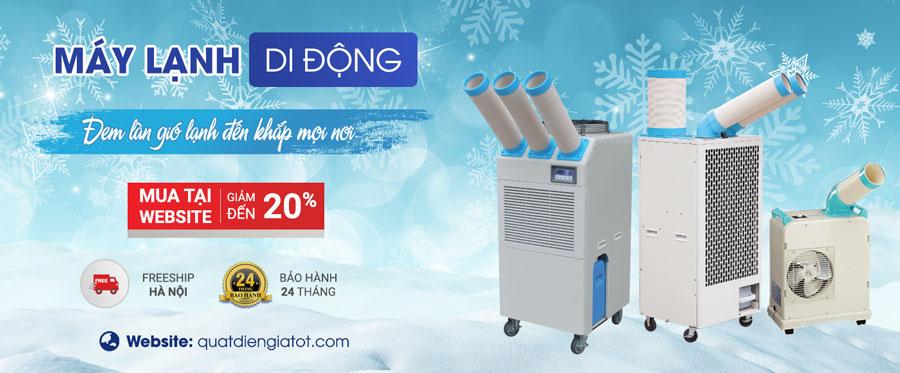 máy lạnh di động giá rẻ